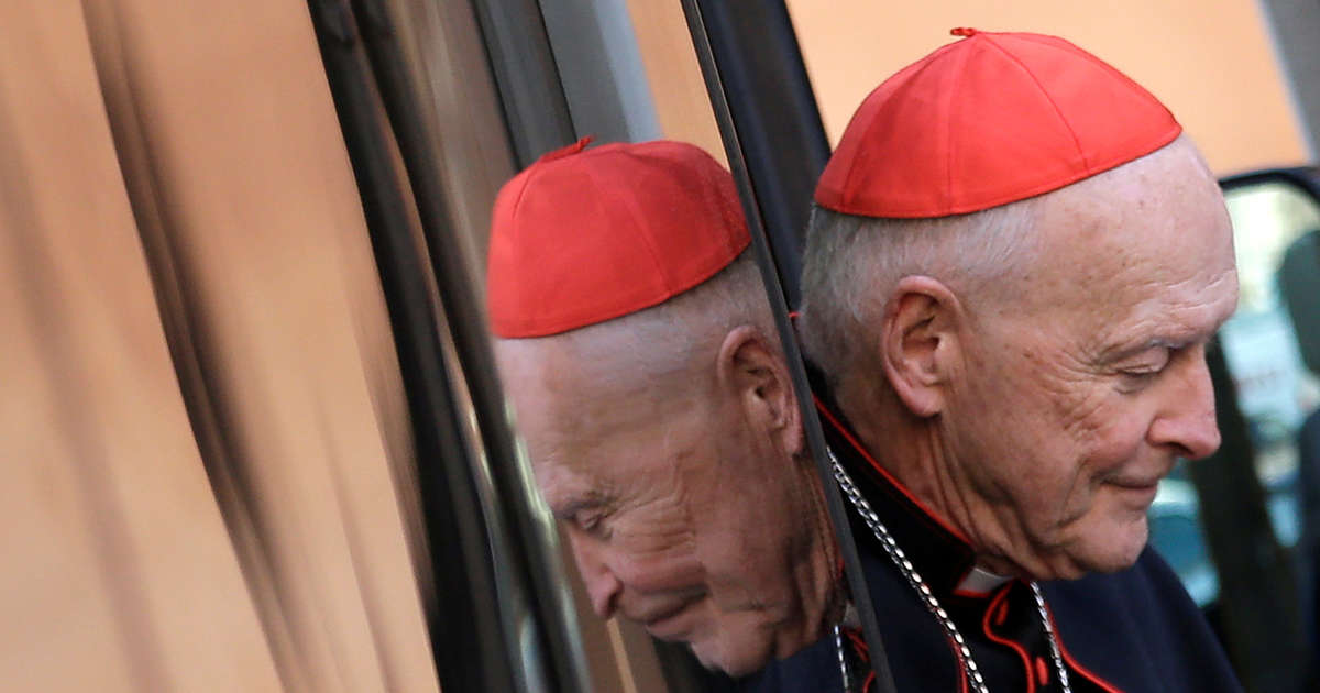 What difference does it make to McCarrick? Critics question the value of defrocking.