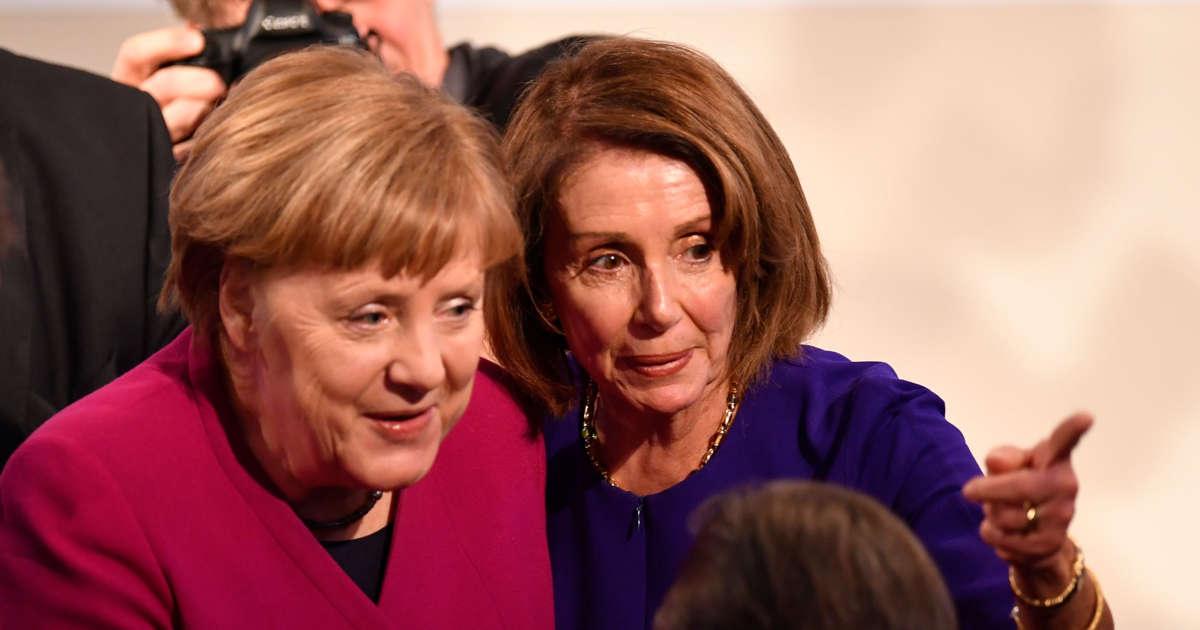 Democrats on reassurance tour for European allies worried about Trump