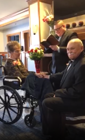 Elderly couple get married after 35 years of unwedded bliss