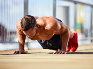 Doing 40 push-ups could be the secret to good body and healthy heart