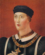 'Henry VI', 1935. Henry (1421-1471) was King of England from 1422 to 1461 (though with a Regent until 1437) and then from 1470 to 1471. Henry was the only child of King Henry V of England and was his heir, and therefore great things were expected of him. From Kings & Queens of England - A Series of 50. [John Player & Sons, London, 1935] Artist Unknown. (Photo by The Print Collector/Getty Images)