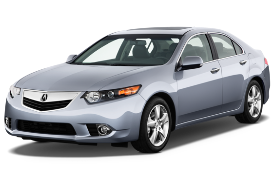 Slide 1 of 10: 2014 Acura TSX