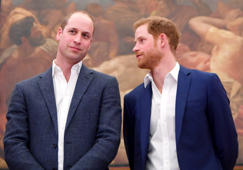William und Harry: Royales Zerwürfnis?