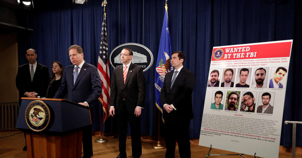 Chinese and Iranian Hackers Renew Their Attacks on U.S. Companies
