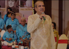 Singer Suresh Wadkar's new look will stun you