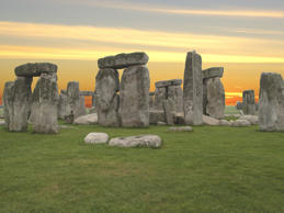 STONEHENGE, WILTSHIRE - NOVEMBER 6:  Stonehenge on November 6, 2011 in Stonehenge, Wiltshire. (Photo by Santi Visalli/Getty Images)