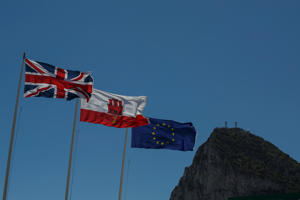 A new row has erupted over the post-Brexit status of Gibraltar