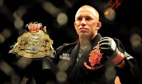 UFC legend Georges St-Pierre retiring from MMA