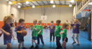 Little boy takes a page from NBA pros with fantastic use of flopping