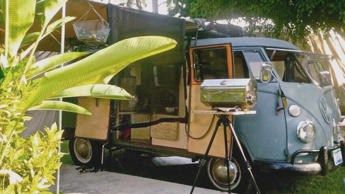1967 VW Bus camper by Zenbox Design