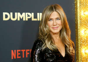 HOLLYWOOD, CALIFORNIA - DECEMBER 06: Jennifer Aniston attends the Los Angeles premiere of Netflix's 'Dumplin'' held at TCL Chinese Theatre on December 06, 2018 in Hollywood, California. (Photo by Michael Tran/FilmMagic)