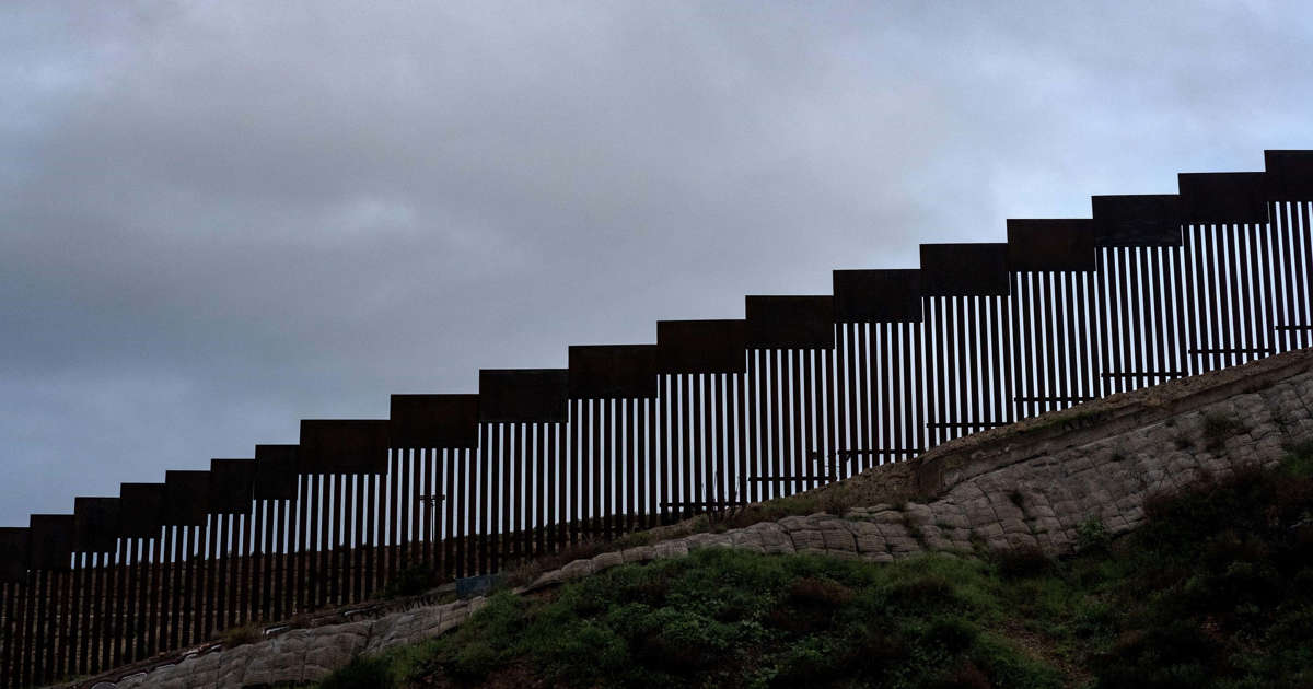 Trump is likely to sign any border deal. Hes planning to build a wall regardless.