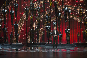THE OSCARS(r) - THEATRE - The 87th Oscars, held on Sunday, February 22, 2015, at the Dolby Theatre(r) at Hollywood & Highland Center(r), are televised live on the ABC Television Network at 7 p.m., ET/4 p.m., PT. (Craig Sjodin/ABC via Getty Images)