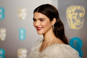 Rachel Weisz arrives at the British Academy of Film and Television Awards (BAFTA) at the Royal Albert Hall in London, Britain, February 10, 2019. REUTERS/Henry Nicholls