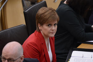 Nicola Sturgeon predicted Scotland would be independent 'in five years'