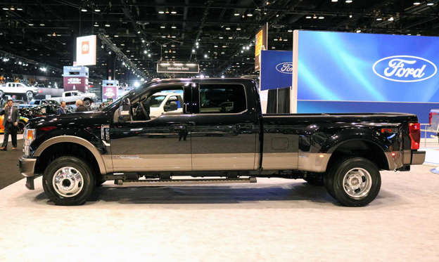 Slide 3 of 51: 2020 Ford Super Duty Live