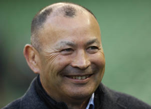 Eddie Jones wasted no time lighting a fuse under England's potential Six Nations grand-slam decider against Wales on Saturday week after crushing France.