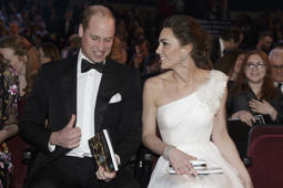 Kate und William bei Bafta-Awards: Hommage an Prinzessin Diana