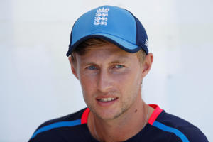 Cricket - England Nets - Darren Sammy National Cricket Stadium, St Lucia - February 8, 2019     England's Joe Root talks to the media    Action Images via Reuters/Paul Childs