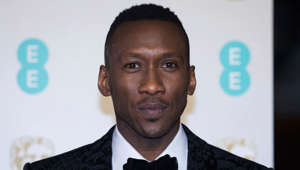 Mahershala Ali poses for photographers upon arrival at the BAFTA Film Awards in London, Sunday, Feb. 10, 2019. (Photo by Vianney Le Caer/Invision/AP)