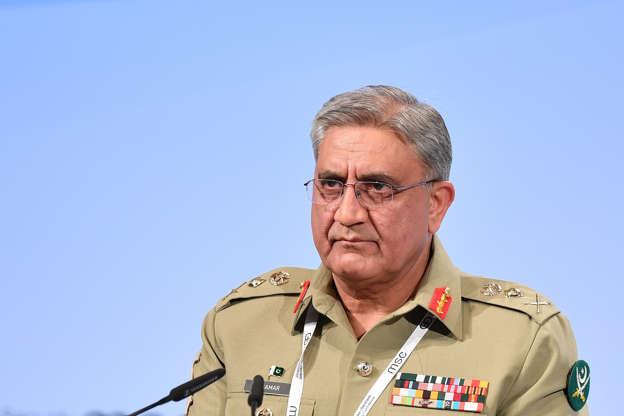 Gen Bajwa meets Gen Raheel
