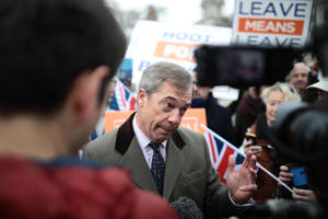 Nigel Farage (Getty)