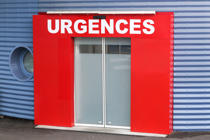 Medical emergency in France