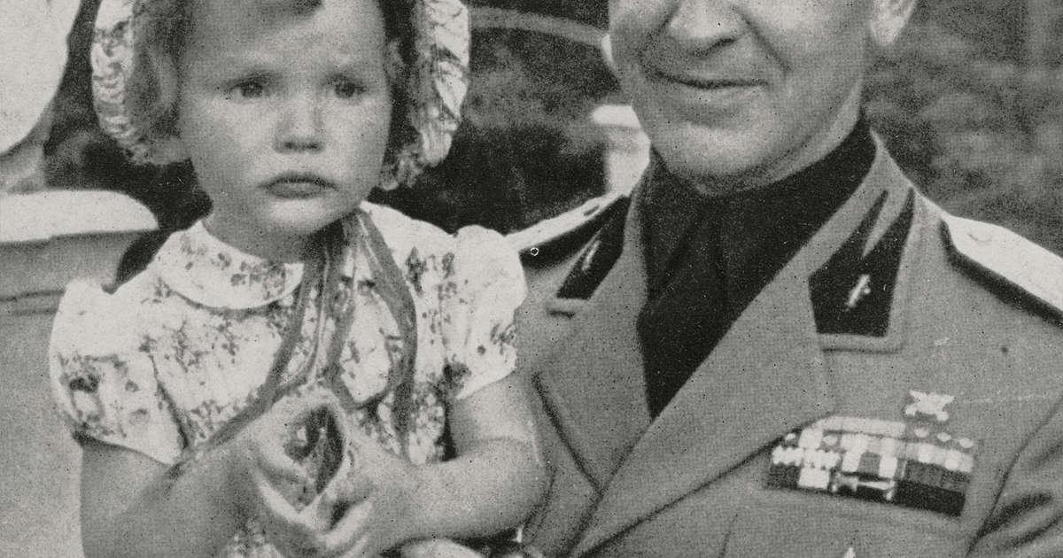 Hitler's goddaughter Edda Goering dead at 80, buried secretly in unmarked grave in Germany