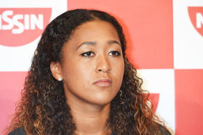YOKOHAMA, JAPAN - SEPTEMBER 13:  Us Open champion Naomi Osaka attends IMG press conference on September 13, 2018 in Yokohama, Japan.  (Photo by Jun Sato/WireImage)
