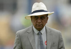 Gavaskar on India's experimentation during ODI