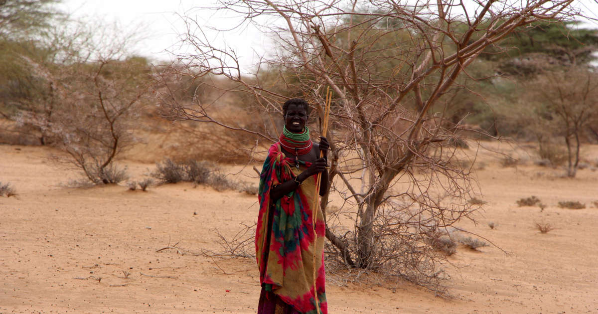 Victims call for help as drought persists