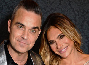Robbie Williams married his American partner Ayda Field at his home in Mulholland Estates in Beverly Hills on 7 August 2010.
