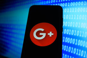 KRAKOW, POLAND - 2018/10/11: Google +  logo is seen on an android mobile phone. (Photo by Omar Marques/SOPA Images/LightRocket via Getty Images)
