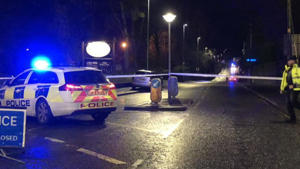 Police say a 'multi-agency incident' is ongoing at the Greenvale Hotel in Cookstown