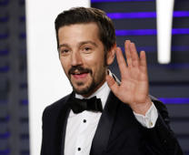 91st Academy Awards – Vanity Fair – Beverly Hills, California, U.S., February 24, 2019 – Diego Luna. REUTERS/Danny Moloshok