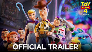 "On the road of life there are old friends, new friends, and stories that change you. Watch the new trailer for Toy Story 4 now, in theatres June 21.   Woody has always been confident about his place in the world and that his priority is taking care of his kid, whether that's Andy or Bonnie. But when Bonnie adds a reluctant new toy called ""Forky"" to her room, a road trip adventure alongside old and new friends will show Woody how big the world can be for a toy. Directed by Josh Cooley (""Riley's First Date?"") and produced by Jonas Rivera (""Inside Out,"" ""Up"") and Mark Nielsen (associate producer ""Inside Out""), Disney•Pixar's ""Toy Story 4"" ventures to U.S. theaters on June 21, 2019.   Facebook: https://www.facebook.com/PixarToyStory/ Twitter: https://twitter.com/toystory Instagram: https://www.instagram.com/ToyStory/ Hashtag: #ToyStory4   Copyright: (C) Disney•Pixar"