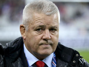 Warren Gatland's players continue to battle political chaos off the field.