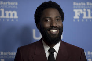 John David Washington attends the the 2019 Santa Barbara International Film Festival Virtuosos Tribute on Tuesday, Feb. 5, 2019, in Santa Barbara, Calif. (Photo by Richard Shotwell/Invision/AP)