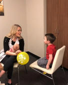 Watch Carrie Underwood's silly birthday serenade to her son