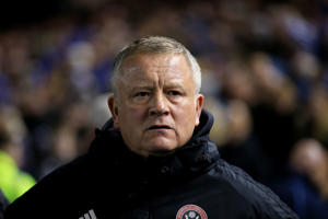4th March 2019, Hillsborough, Sheffield, England; EFL Championship football, Sheffield Wednesday versus Sheffield United; Sheffield United Manager Chris Wilder arrives for the game (photo by Conor Molloy/Action Plus via Getty Images)