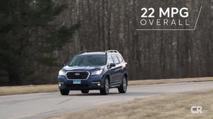 2019 Subaru Ascent Road Test