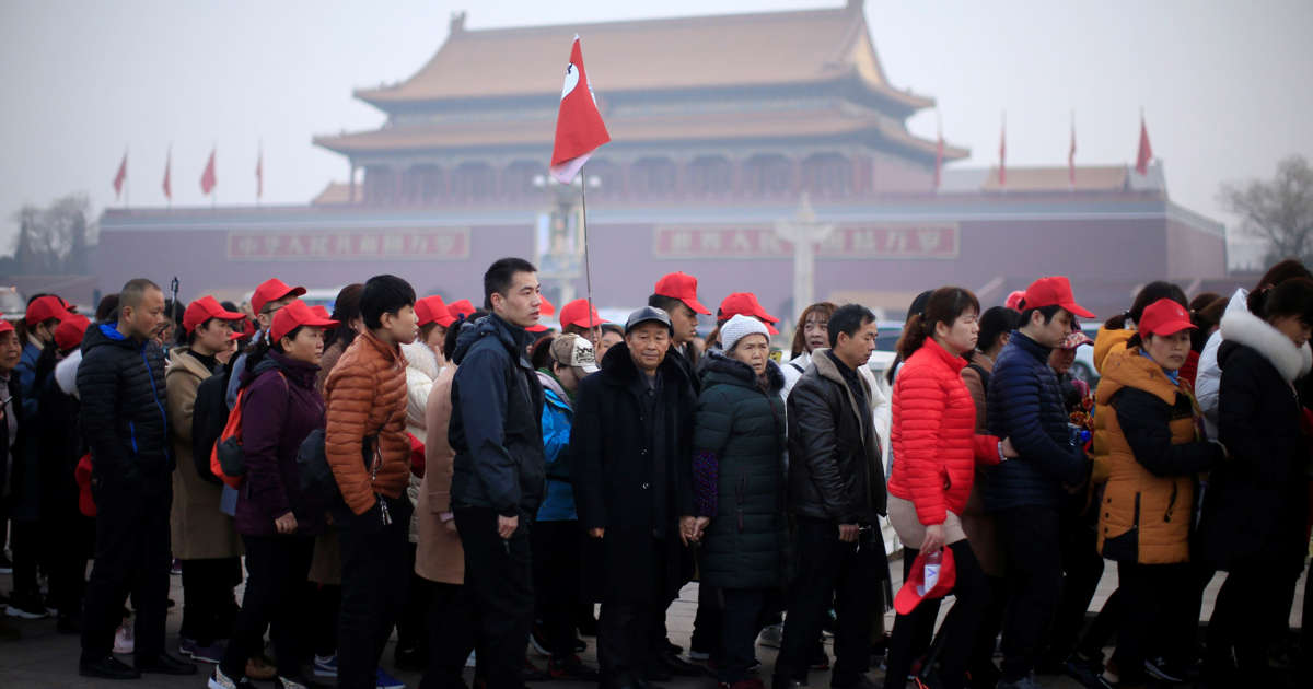Chinas surprising admission at National Peoples Congress: Its people are dissatisfied