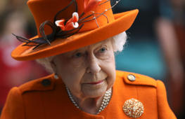 Britain's Queen Elizabeth visits the Science Museum in London, Britain March 7, 2019. REUTERS/Simon Dawson/Pool