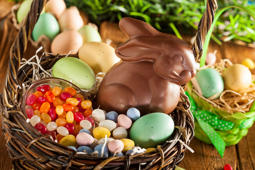 12 Easter candies, ranked from least to most sugar
