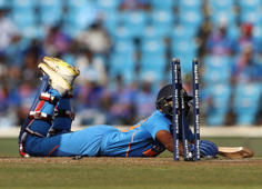 'Rayudu on thin ice with Vijay batting well'