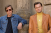 Pitt and DiCaprio in Tarantino's Once Upon A Time In Hollywood