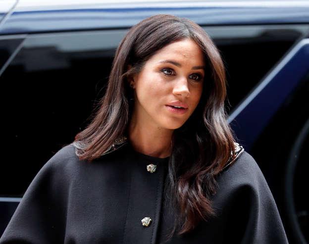 Queen's Former Spokesman Calls Meghan's NYC Baby Shower a 'Bit Over