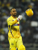 'MS Dhoni's decision was smart'