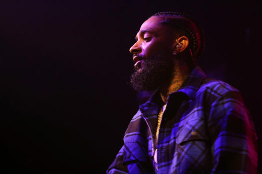 Nipsey Hussle's brother found him dying. These are his final moments