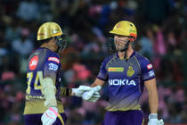 Knight Riders go top of the IPL table